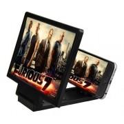 Tela De Aumento 3d Suporte Ampliadora Smartphone F1