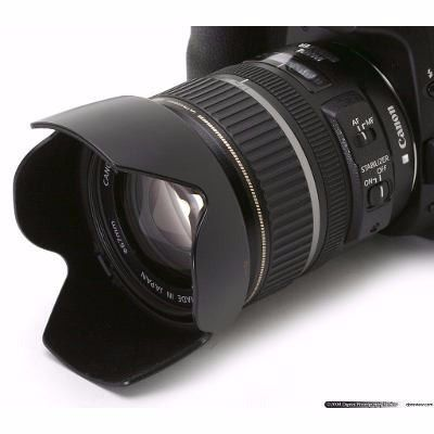 Parasol Ew-78b Para Lentes Canon EF 28-135mm f/3.5-5.6 IS Canon EF 28-135mm f/3.5-5.6 IS USM