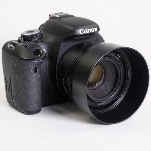 Parasol Canon ES-68 Para Lentes Ef-50mm 1.8 STM