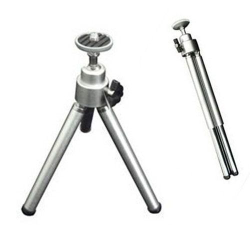 Mini Tripé Retrátil Universal para Celulares e Câmeras Compactas