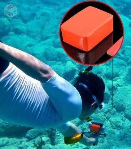 GoPro Floaty Bóia Flutuação Backdoor