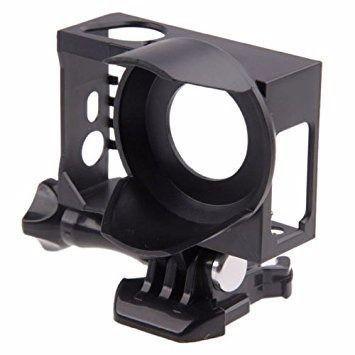 Armação Quadro Frame Com Parasol Para GoPro Hero 3 ,3+ e 4