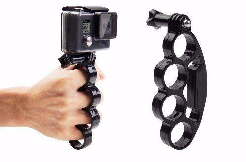 Suporte De Mão Câmera GoPro Knucles