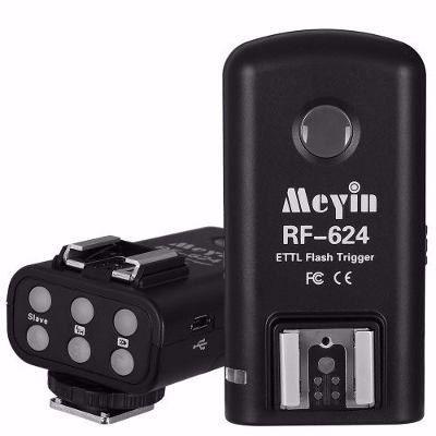 Radio Flash Meyin Rf-624 Ttl