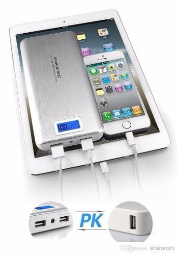 Carregador Portátil Power Bank Pineng 20.000 Mah