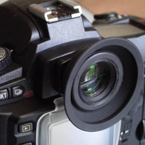 Protetor Ocular Dk-19 para Nikon D5, D4S, D4, D3X, D3S, D3, D2H, D2X, D2Xs, D2Hs, D850, D810A, D810, D800E, D800, Df, D700, D500