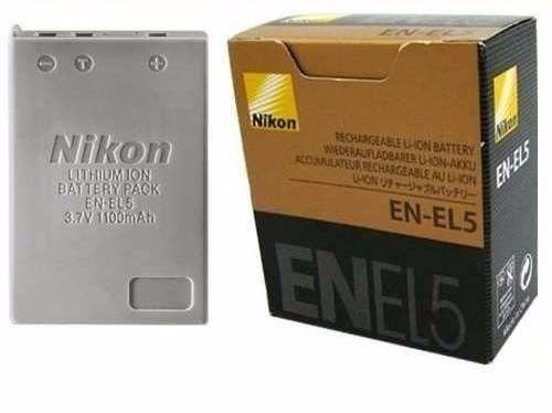 Bateria Nikon EN-EL5 Original Nikon Camera Coolpix P500 P510 P520