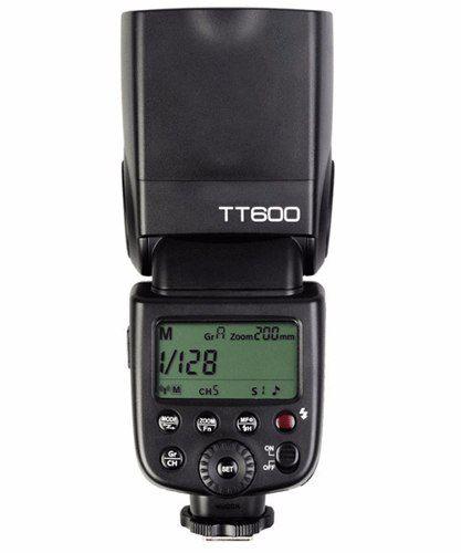 Flash Godox Tt600s Para Câmeras Sony