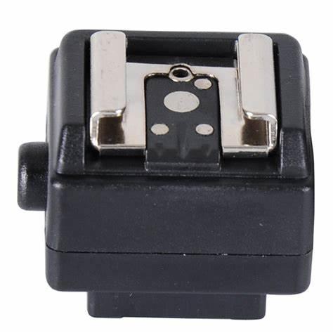 Adaptador S-CN Conversor Usar Flash Canon ou Nikon em Câmeras da Sony