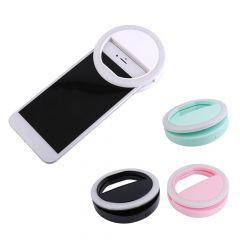 Anel Led Flash Ring Celular Universal