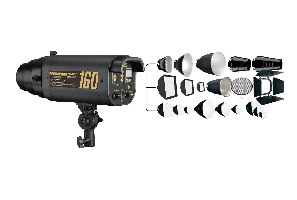 AT160D - Flash Digital Control 160 avulso
