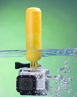 Bastão Bóia Flutuante compatível com Gopro Bobber