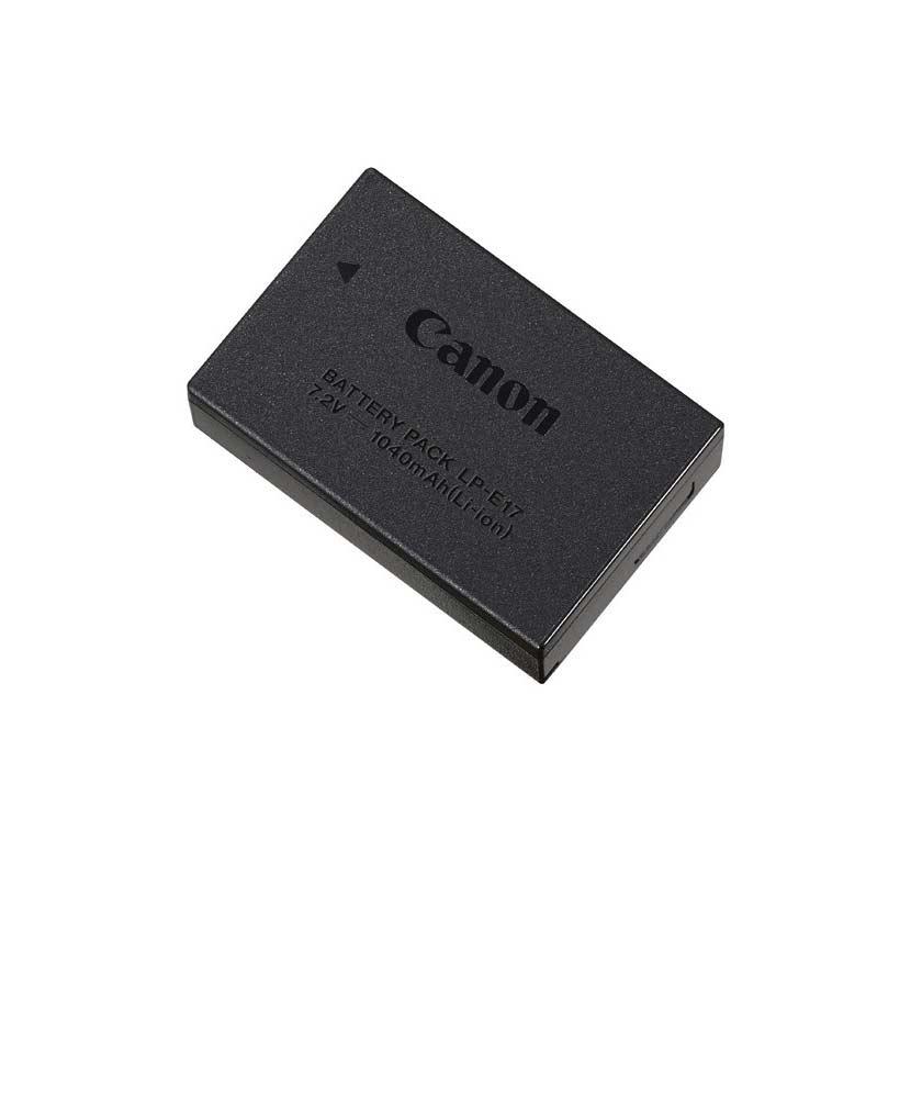 Bateria Canon LP-E17 para EOS Rebel T6i - EOS Rebel T6s - EOS M3 - EOS SL2