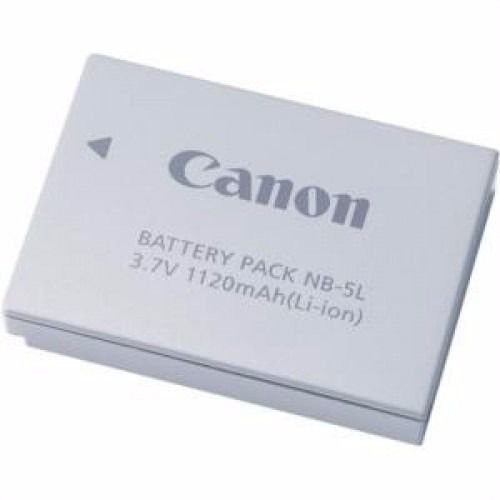 Bateria Canon NB-5L Power Shot SD 700, 790, 800, 850, 870, 880, 890, 900, 950, 970, 990  - SX200 IS