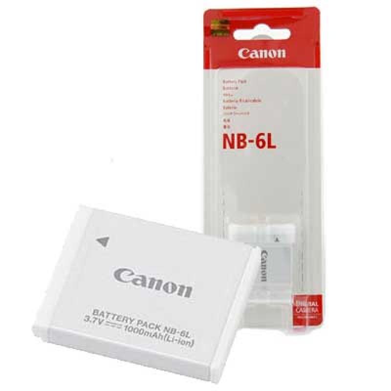Bateria Canon NB-6L Para Vários Modelos Power Shot