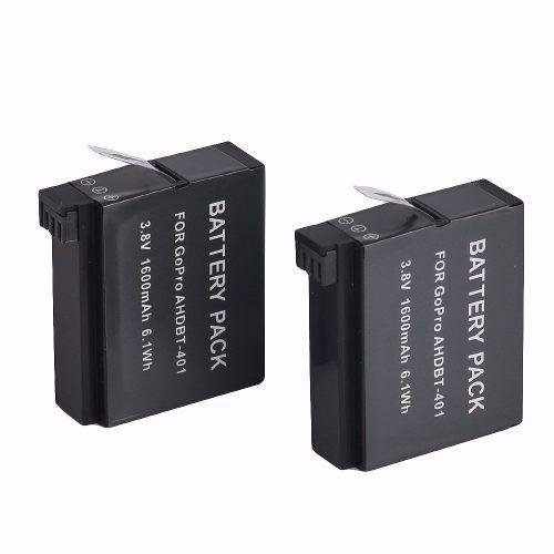 Bateria Gopro Ahdbt-401 Hero 4