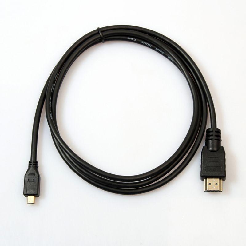 Cabo HDMI X HDMI 1080p Para GoPro