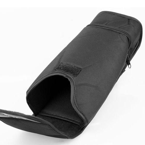 Capa Flash Speedlite Case Universal com Porta Pilha