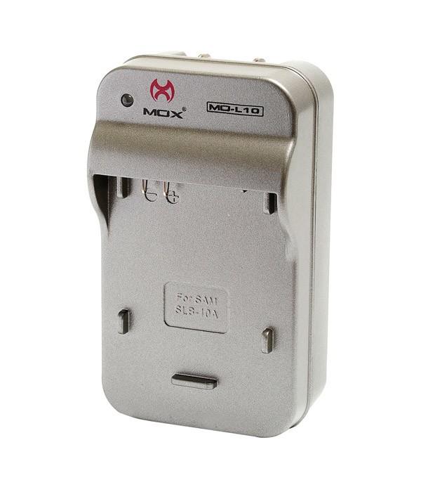 Carregador de Baterias Samsung SLB10 Mox MO-L10