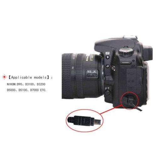 Controle Remoto Disparador MC-DC2 p/ Nikon