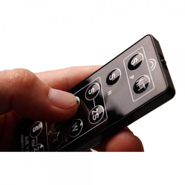 Controle Wireless Disparador Câmeras Universal Sony Canon Nikon Pentax Olympus