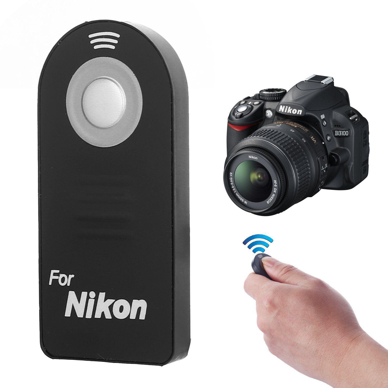 Controle Wireless Disparador Obturador Escolha entre Canon, Nikon ou Sony