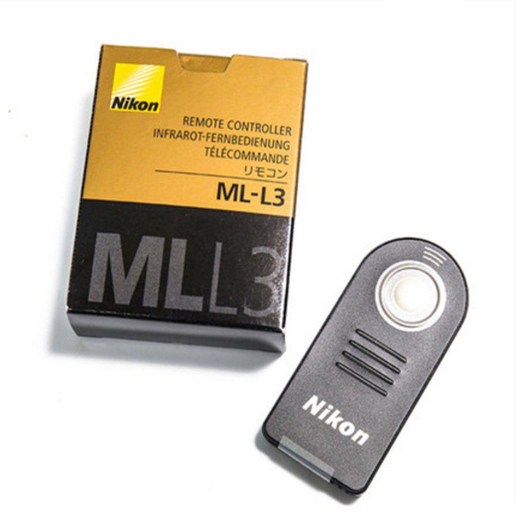 Controle wireless  Nikon ML-L3