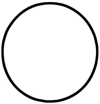 Difusor Circular Dobrável Ø 0,82m pequeno