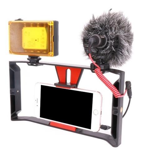 Estabilizador Celular - Steadicam Para Vídeos com Smartphone