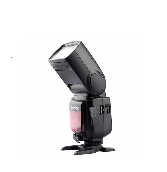 Flash Speedlite Godox Greika Ettl - Somente Para Cameras Canon Modelo 585c