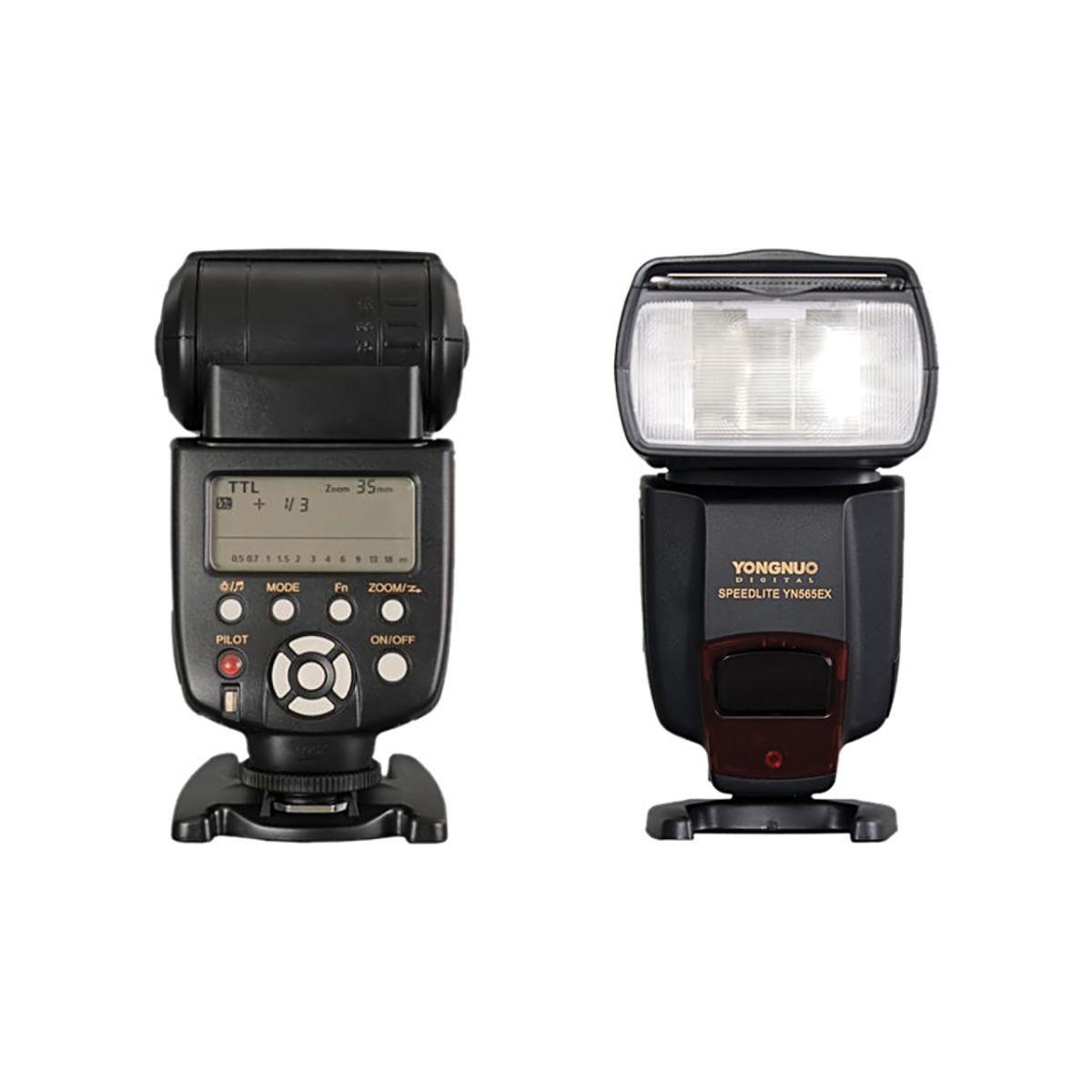 Flash Yongnuo TTL YN565EX YN-565 EX 565EX Nikon