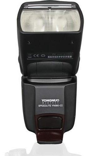 Flash Yongnuo Yn 560 Iii - Para Canon Nikon