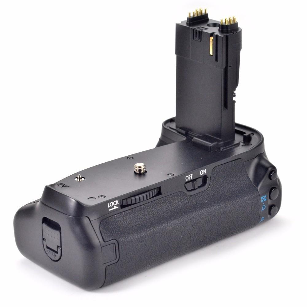 Grip Meike Canon 70D MK-70D (EG-14) Funciona c/ Pilha ou Bateria