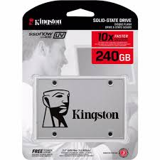 Hd Ssd Kingston 240gb  2.5 Sata Iii A400
