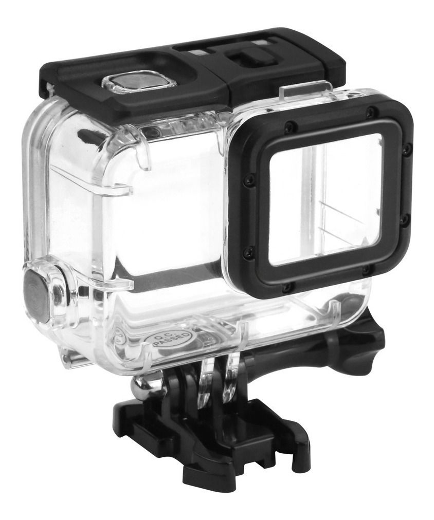 Kit de acessórios GoPro HERO 5 6 7 - 12 itens