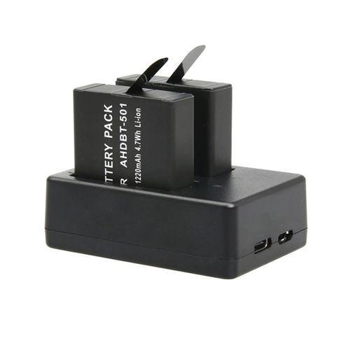 Kit de Acessórios Gopro Hero 8 Black - 62 Itens
