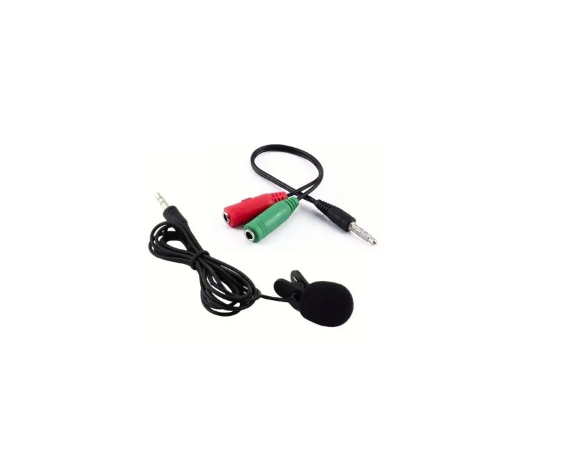 Kit Youtuber 12x1-Microfone Profissional +Acessórios Gravar Vídeos