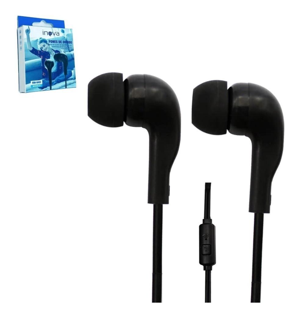 Kit Youtuber 9x1 - Microfone Lapela + Tripé 1,20 +  Tripé Flexível +Fone de ouvido Home Office