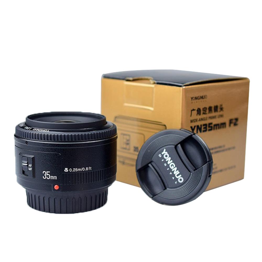 Lente / Objetiva 35mm F/2.0 1:2 AF Yongnuo  compatível com CANON