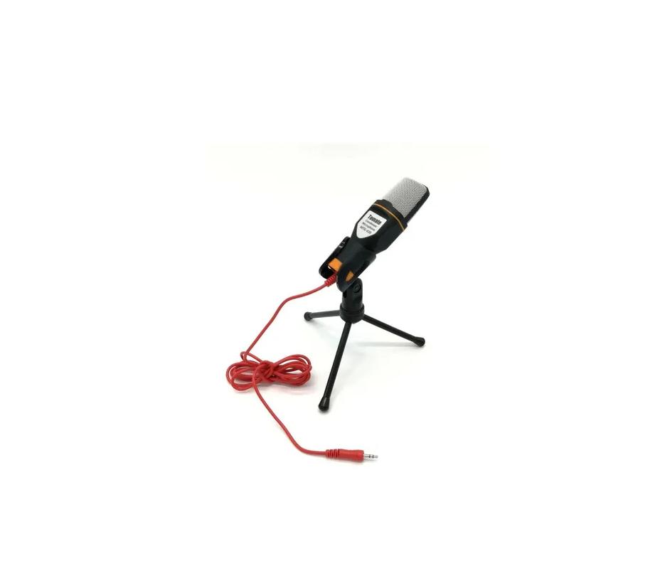 Microfone Tomate Condensador Preto