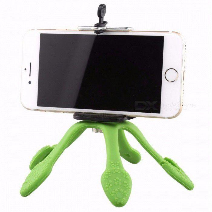 Mini Tripé Gekkopod  + Controle Bluetooth + Suporte Celular