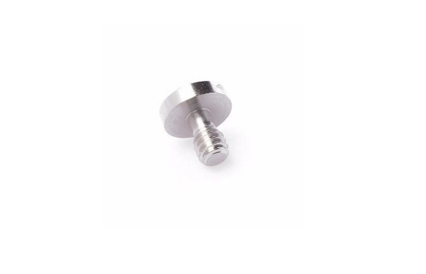 Parafuso de 1/4 em Metal Pf1 Sapata de Tripé