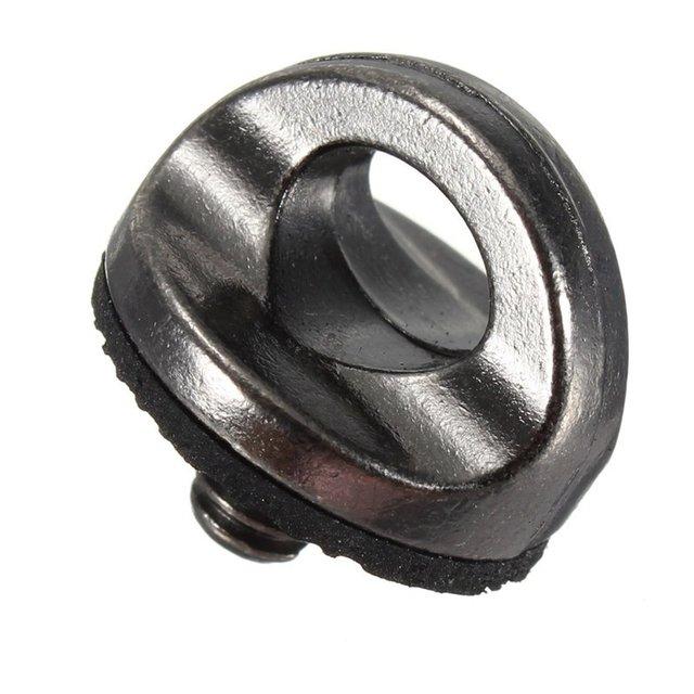 Parafuso de Aço prender alça câmera pendurar gancho rosca 1/4 Zinco