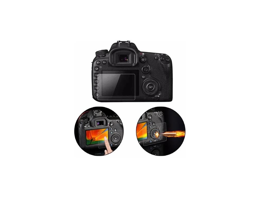 Protetor De Tela De Vidro Temperado P/ Nikon D7100 D600 D610