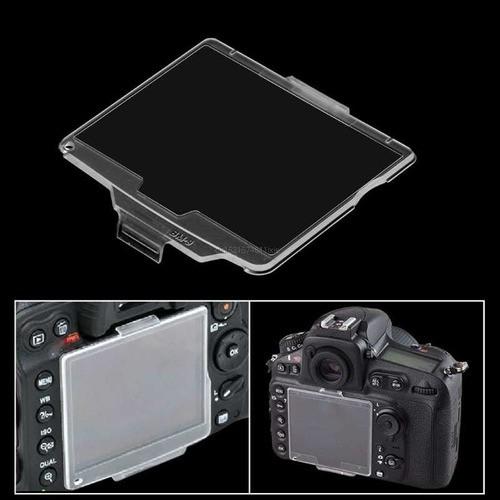 Protetor Lcd Bm-9 Bm9 Camera Nikon D700 Plástico Rígido