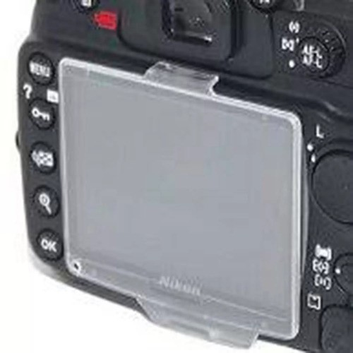 Protetor Lcd Para Câmera Nikon D90 Bm-10