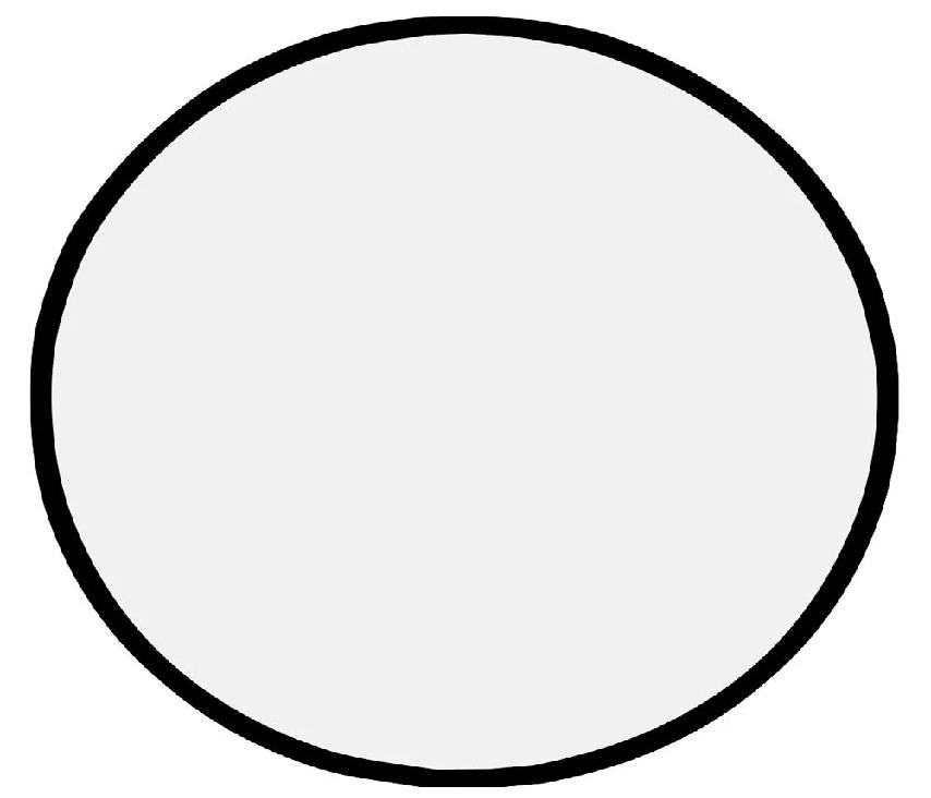 Rebatedor Circular Dobrável 5 x 1 Pequeno