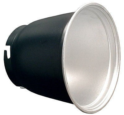 Refletor Base Colmeia 180mm Preto