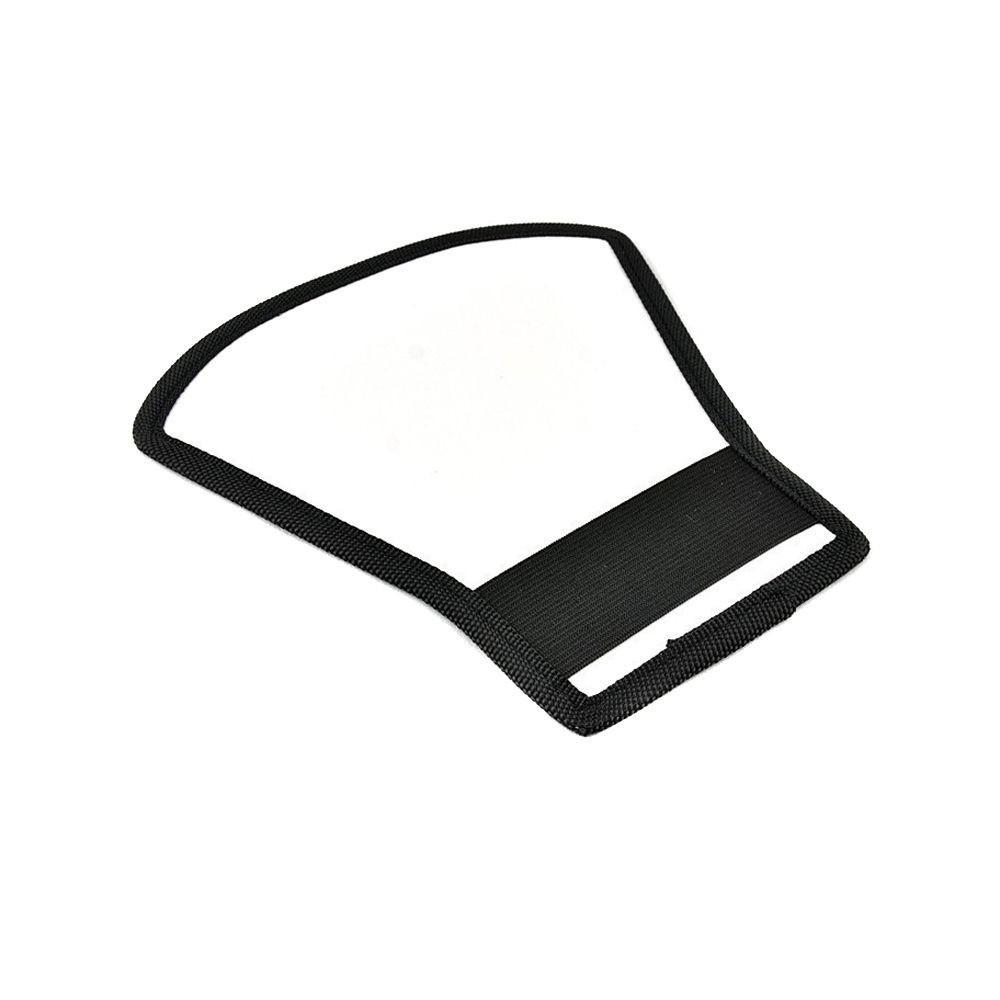Rebatedor de Flash 2 Em 1 Formato Leque Escolha a Cor