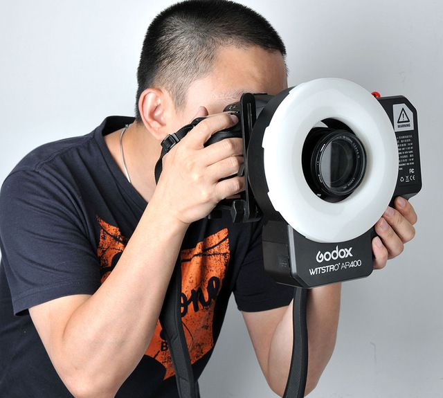 Flash Ring  Godox Witstro AR400